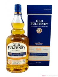 Old Pulteney 2006 Vintage Single Malt Scotch Whisky 0,7l