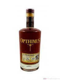 Opthimus 15 Years Malt Whisky Finish Rum 0,7l
