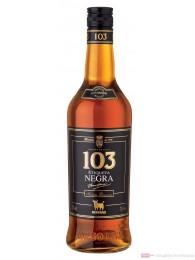 Osborne 103 Negra Brandy 37 % Weinbrand 0,7 l Flasche