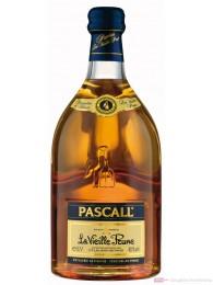 Pascall La Vieille Prune Obstbrand 40 % 0,7 l Flasche