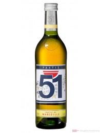 Pastis 51% Anis 0,7l Flasche