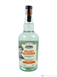 Peaky Blinder Dry Spiced Gin 0,7l