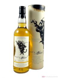 Peat's Beast Cask Strength Single Malt Scotch Whisky 0,7l