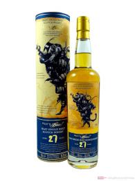 Peat`s Beast 27 Years Islay Single Malt Scotch Whisky 0,7l