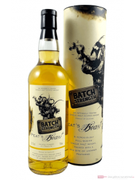 Peat's Beast Single Malt Unchillfiltered Scotch Whisky 0,7l