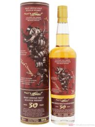Peat`s Beast 30 Years Batch Strength Single Malt Scotch Whisky 0,7l