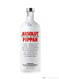 Absolut Vodka Pepper
