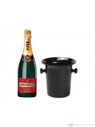 Piper Heidsieck Champagner Brut in Champagner Kübel 0,75l