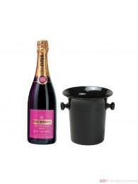 Piper Heidsieck Rosé Sauvage im Champagner Kübel 0,75l