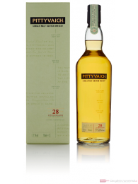 Pittyvaich 28 Years Single Malt Scotch Whisky 0,7l