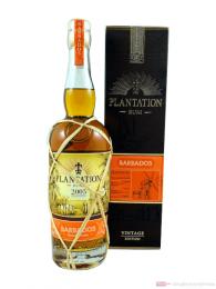 Plantation Vintage 2005 Barbados Rum 0,7l