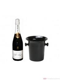 Pol Roger Champagner Brut Réserve in Champagner Kübel 0,75l