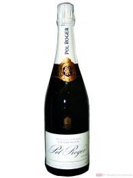 Pol Roger Champagner Brut Réserve 12% 0,75l Flasche