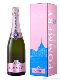 Pommery Rosé Brut Champagner in GP 0,75l