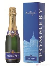 Pommery Royal Brut in Geschenkverpackung Champagner 0,375l