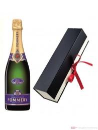Pommery Champagner Royal Brut in Geschenkfaltschachtel 0,75l