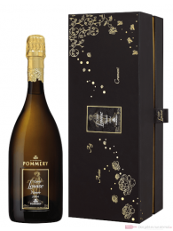 Pommery Cuvée Louise Vintage Nature 2004 in Coffret Champagner 0,75l