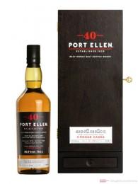 Port Ellen 40 Years 9 Rogue Casks