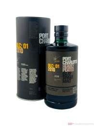 Bruichladdich Port Charlotte OLC 2010 Single Malt Scotch Whisky 0,7l