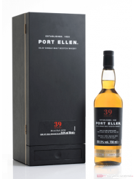 Port Ellen 39 Years Untold Stories Single Malt Scotch Whisky 0,7l