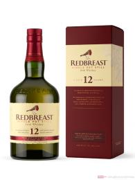 Redbreast 12 Jahre Single Pot Still Irish Whiskey 0,7l