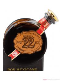 Prohibido Rum Reserva 22 0,7l