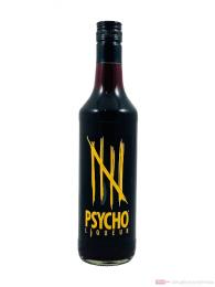 Psycho Cassis mit Gin Likör 0,7l