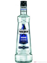 Puschkin Wodka 37,5 % 0,7 l Flasche