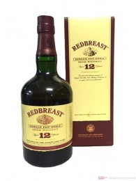 Redbreast 12 Jahre Single Pot Still Irish Whiskey 0,7l