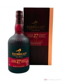 Redbreast 27 Jahre Port Cask Batch 01/2019 Irish Whiskey 0,7l