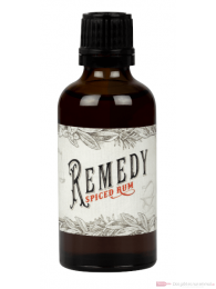 Remedy Spiced Rum 0,05l