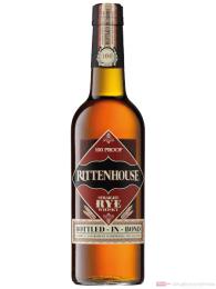 Rittenhouse Straight Rye Whisky Bottled-in-Bond 0,7l