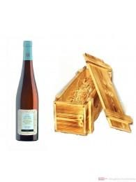 Robert Weil Kiedricher Gräfenberg Riesling Erstes Gewächs trocken Weißwein 2009 13,5% 0,75l Flasche in Holzkiste geflammt