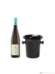 Robert Weil Riesling Qba halbtrocken Weißwein 2015 0,75l in Kübel