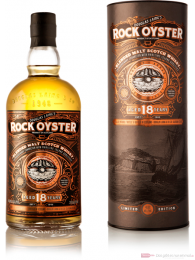 Rock Oyster 18 Years Island Blended Malt Scotch Whisky 0,7l