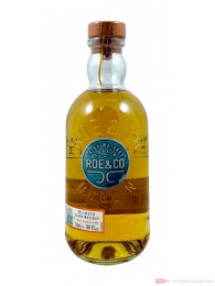 Roe & Co Cask Strength 2019 Blended Irish Whiskey 0,7l Flasche
