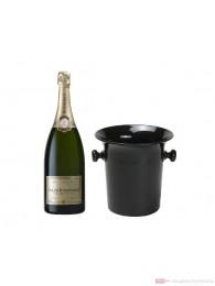 Louis Roederer Champagner Premier Brut in Champagner Kübel 0,75l