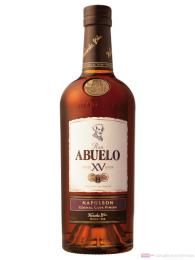 Ron Abuelo XV Napoleon Cognac Cask Finish Rum 0,7l