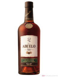 Ron Abuelo XV Oloroso Sherry Cask Finish Rum 0,7l