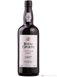 Royal Oporto Vintage Port 1997 Portwein 0,75l