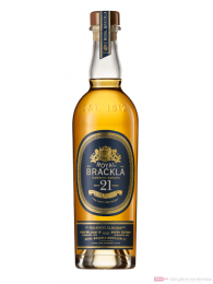 Royal Brackla 21 Years Single Malt Scotch Whisky 0,7l