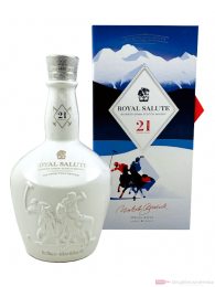 Chivas Regal Royal Salute Snow Polo Edition Blended Scotch Whisky 0,7l