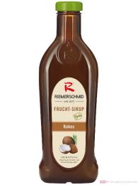 Riemerschmid Fruchtsirup Kokosnuss 0,5 l