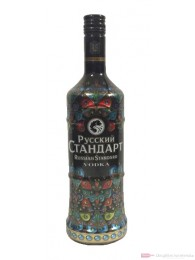 Russian Standard Cloisonné Limited Edition Vodka 40% 1l Flasche