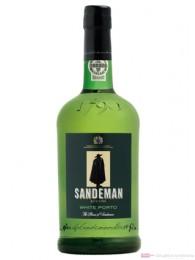 Sandeman White Porto Portwein 19,5% 0,75l Flasche