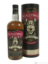 Scallywag Natural Cask Strength Limited Edition No.2 54,1% 0,7l Flasche