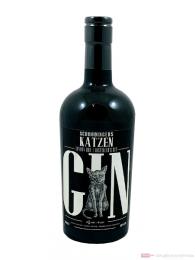 Schrödinger`s Katzen Gin Distiller`s Cut 0,5l