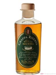 Sibona Grappa Riserva Botti da Madeira 0,5l