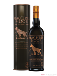 The Arran Machire Moor Peated 7th Edition 2016 0,7l
