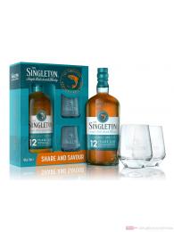 The Singleton of Dufftown 12 Jahre mit Glas Single Malt Scotch Whisky 0,7l